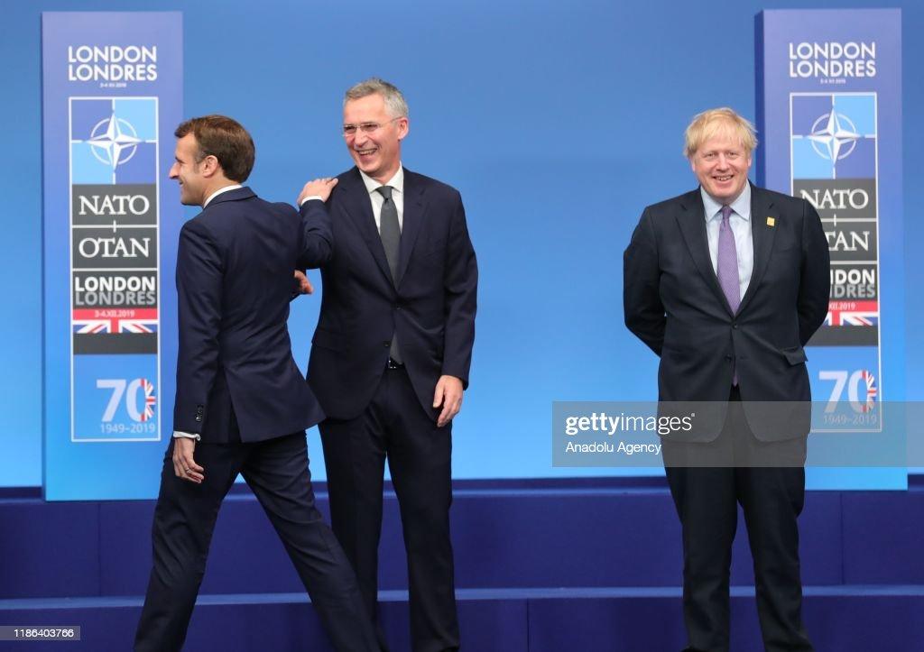 NATO Leaders' Summit in London : News Photo