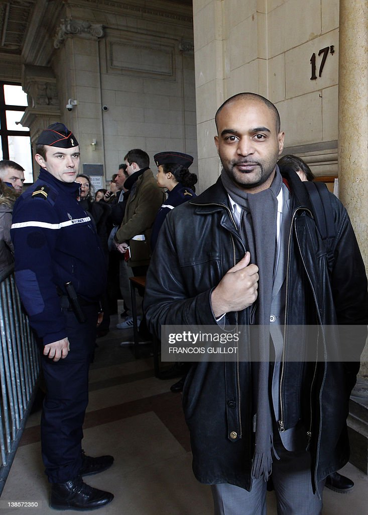 President of French association SOS raci : News Photo