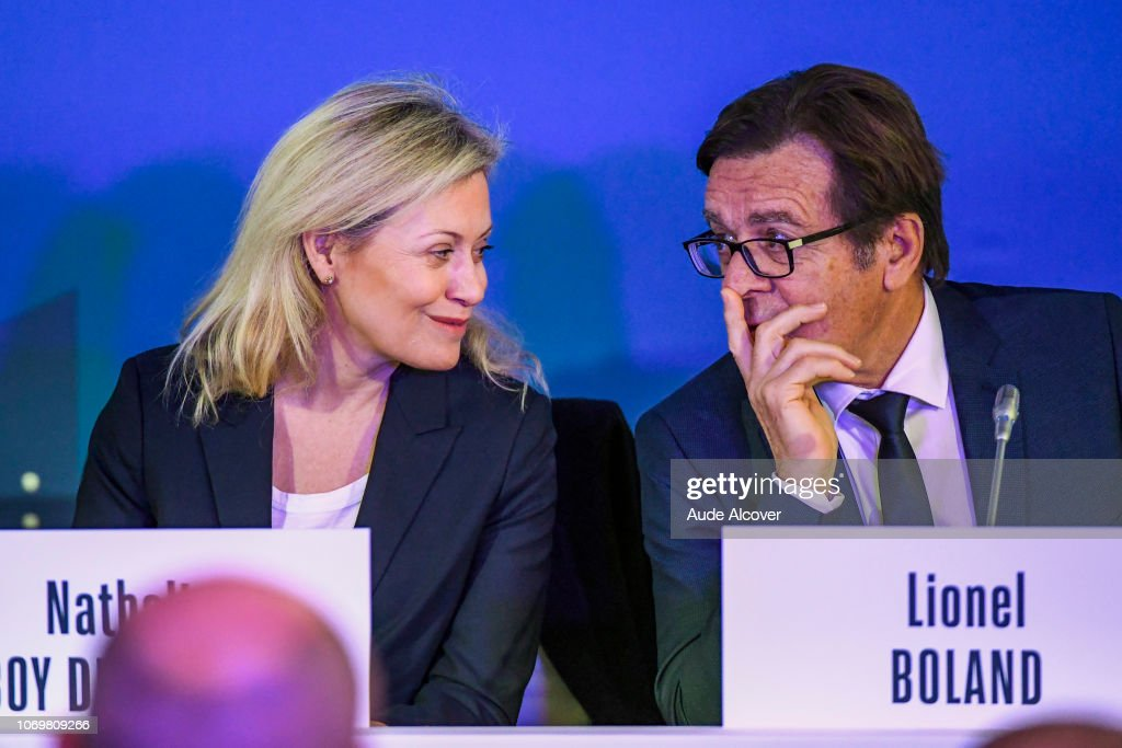 General Meeting of the French football federation : Nachrichtenfoto