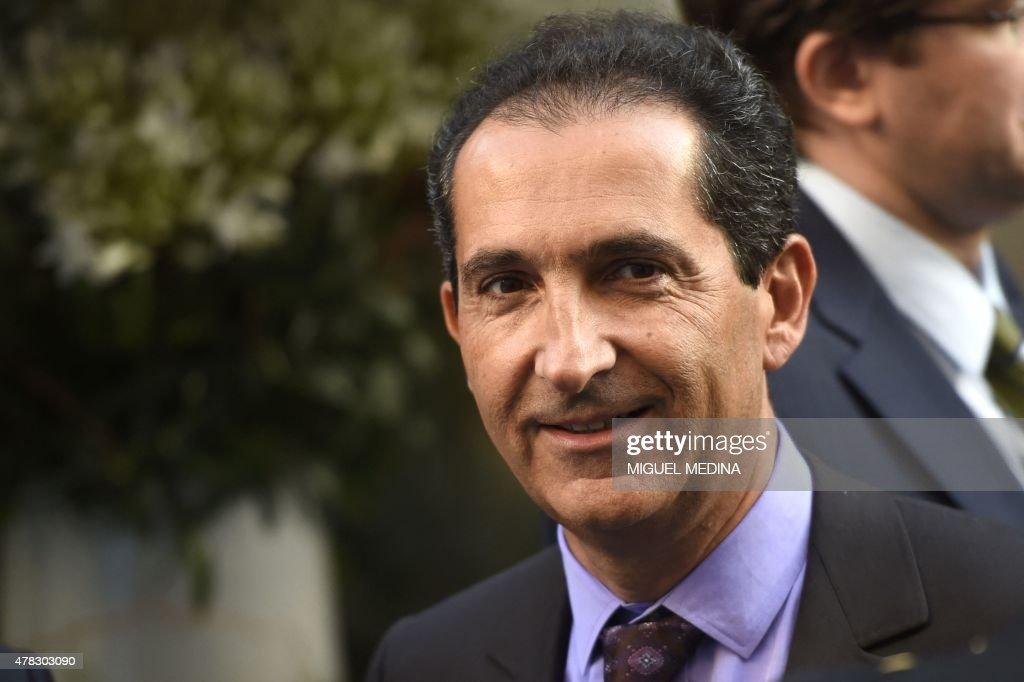 FRANCE-ECONOMY-ALTICE-POLYTECHNIC : News Photo