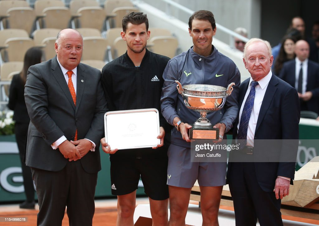 2019 French Open - Day Fifteen : News Photo