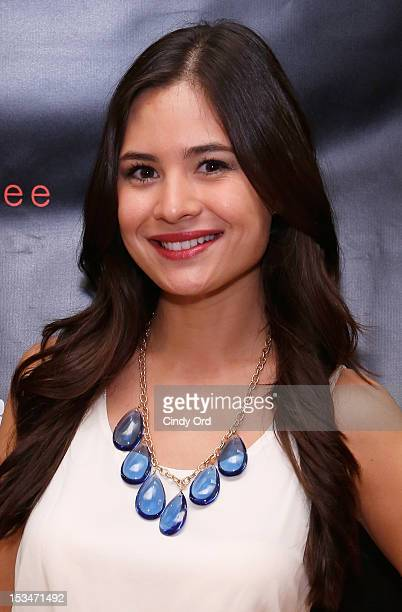 President of FYB Designs and EffYBee Jewelry Alyssa Kuchta attends the 'Someday This Pain Will Be Useful To You' New York Screening after party at...