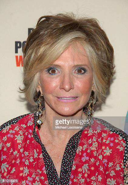 President of HBO Original Programming Sheila Nevins attends the HBO Documentaries premiere Of Roman Polanski Wanted And Desired at The Paris Thatre...