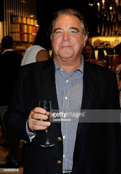 President of Henri Bendel Chris Fiore attends the grand opening of Henri Bendel at the Fashion Show mall on August 29 2012 in Las Vegas Nevada