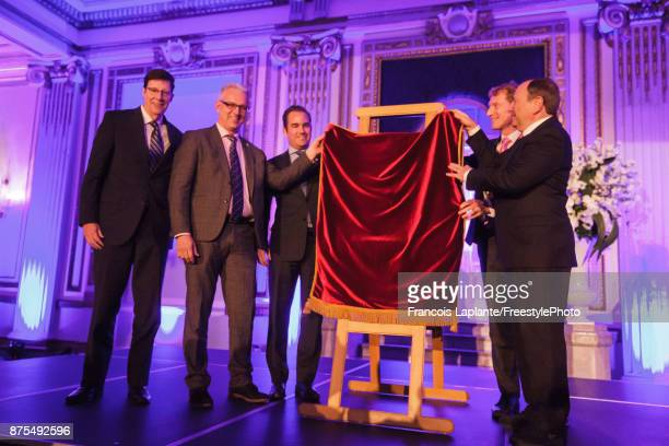President of Hockey Operations and General Manager of the NHL's Nashville Predators David Poile Member of Parliament Stephane Lauzon Montreal...