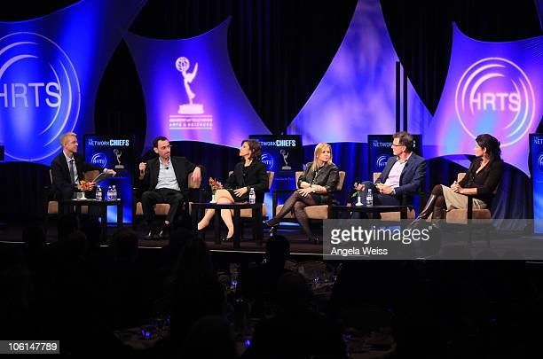 President of HRTS Kevin Beggs President of ABC Entertainment Group Paul Lee President of CBS Entertainment Nina Tassler President of Entertainment...