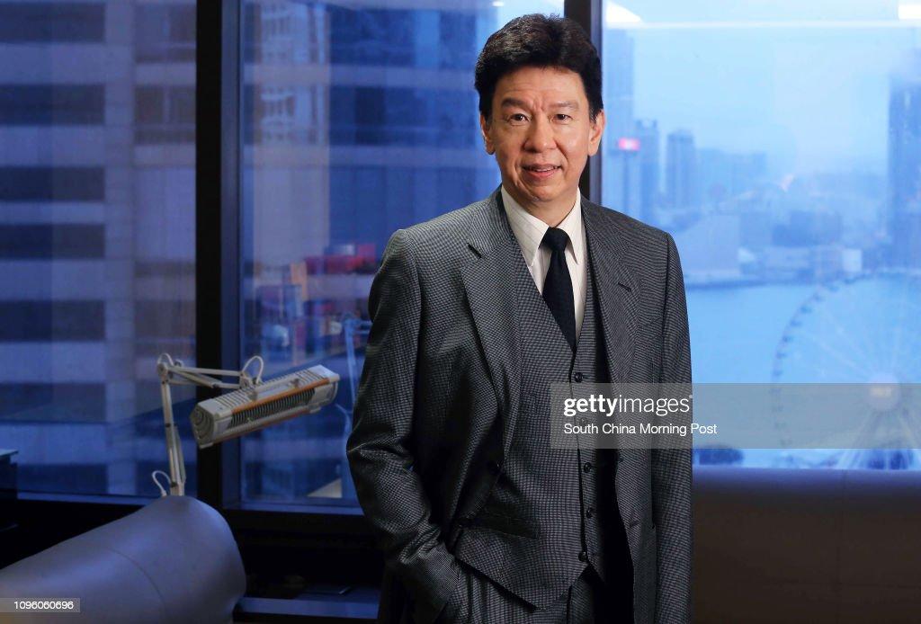 President of Law Society of Hong Kong Stephen Hung Wan-shun
