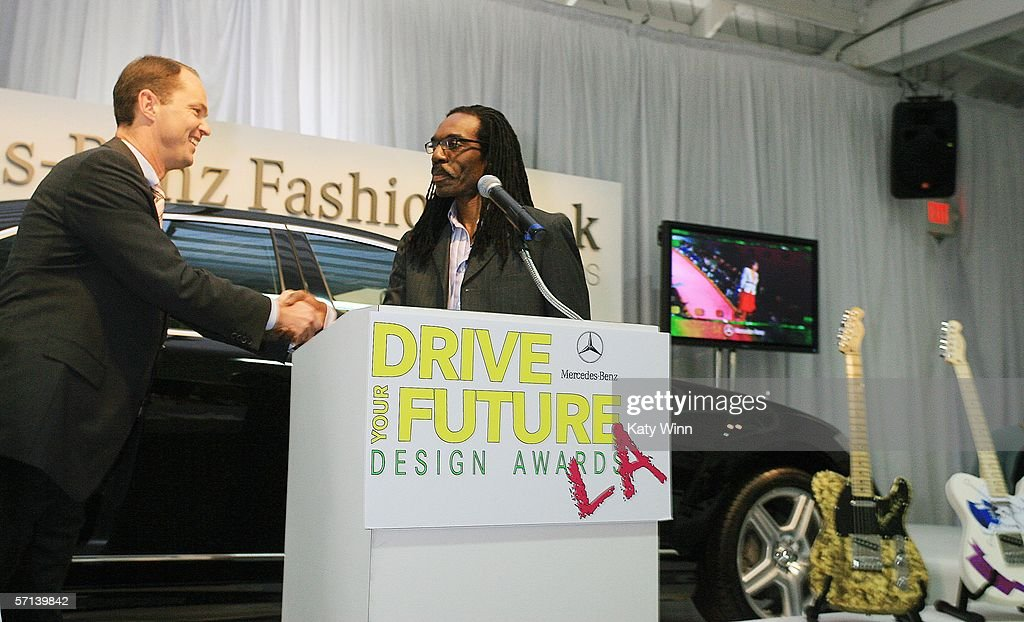 Mercedes Benz Drive Your Future Design Awards LA Press Luncheon - California mercedes benz dealers