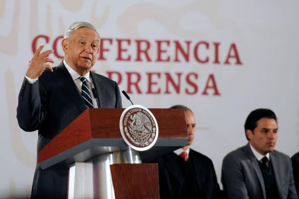 MEX: President Lopez Obrador Daily Morning Press Briefing