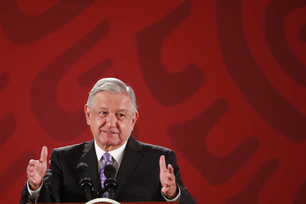 MEX: Lopez Obrador Daily Morning Briefing