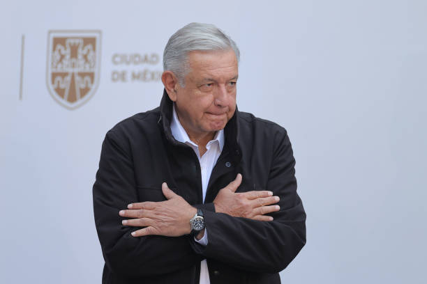 MEX: President of Mexico Andrés Manuel Lopez Obrador Tests Positive For COVID-19