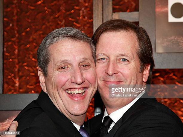 President of MTV Networks Entertainment Group Doug Herzog attends the First Annual Comedy Awards at Hammerstein Ballroom on March 26, 2011 in New...