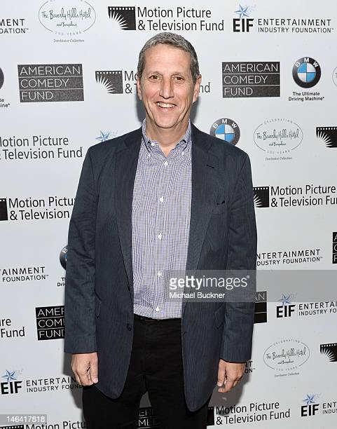 President of MTV Networks Entertainment Group Doug Herzog attends the 100th anniversary celebration of the Beverly Hills Hotel Bungalows supporting...