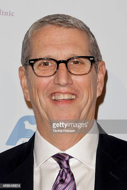 President of MTV Networks Entertainment Group Doug Herzog attends the Saban Clinic's 38th annual gala at The Beverly Hilton Hotel on November 24 2014...