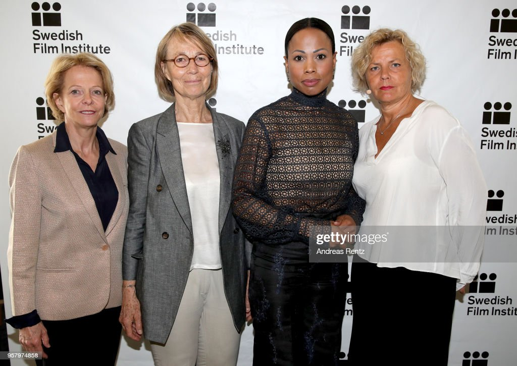 Swedish Film Institute Gender Equality and #MeToo Panel - The 71st Annual Cannes Film Festival