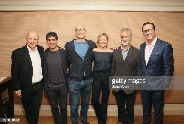President of Original Programming for AMC David Madden cocreator/executive producer/writer Hossein Amini cocreator/executive producer/director James...