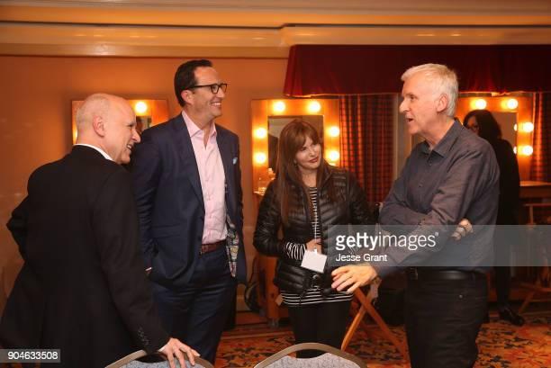 President of Original Programming for AMC David Madden President general manager AMC SundanceTV AMC Studios Charlie Collier executive producer Maria...