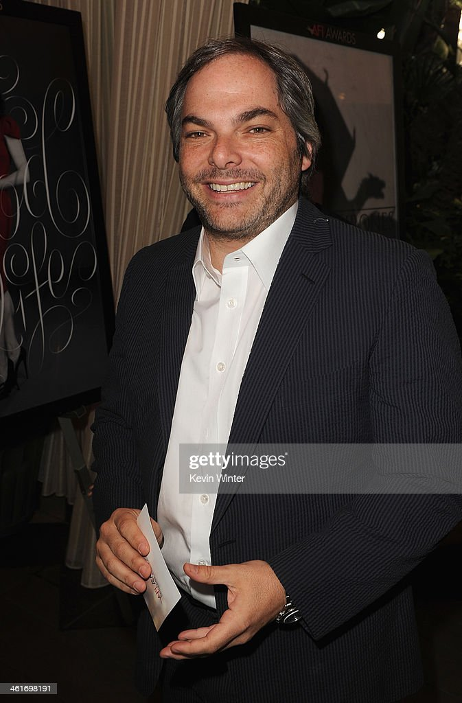 President of Paramount Film Group Adam Goodman attends the 14th annual AFI Awards Luncheon at the Four Seasons Hotel Beverly Hills on January 10, 2014 in Beverly Hills, California.
