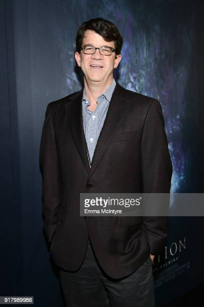 President of Paramount Motion Picture Group Wyck Godfrey attends the premiere of Paramount Pictures' 'Annihilation' at Regency Village Theatre on...