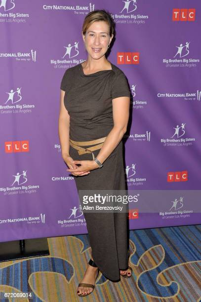 President of Paramount Television Amy Powell attends Big Brothers Big Sisters of Greater Los Angeles' annual Accessories for Success spring...