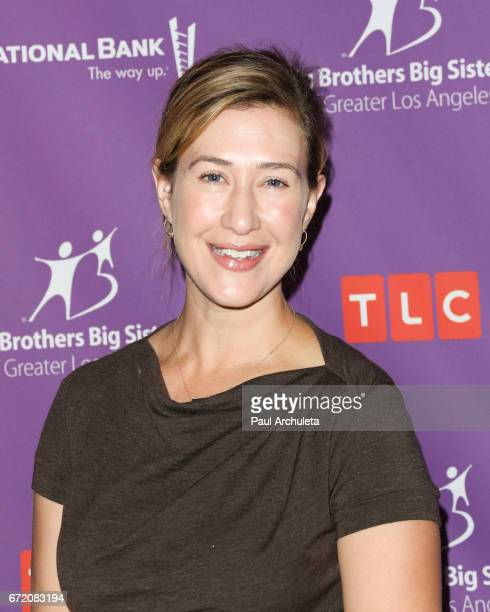 President of Paramount Television Amy Powell attends the Big Brothers Big Sisters of greater Los Angeles' annual Accessories For Success spring...