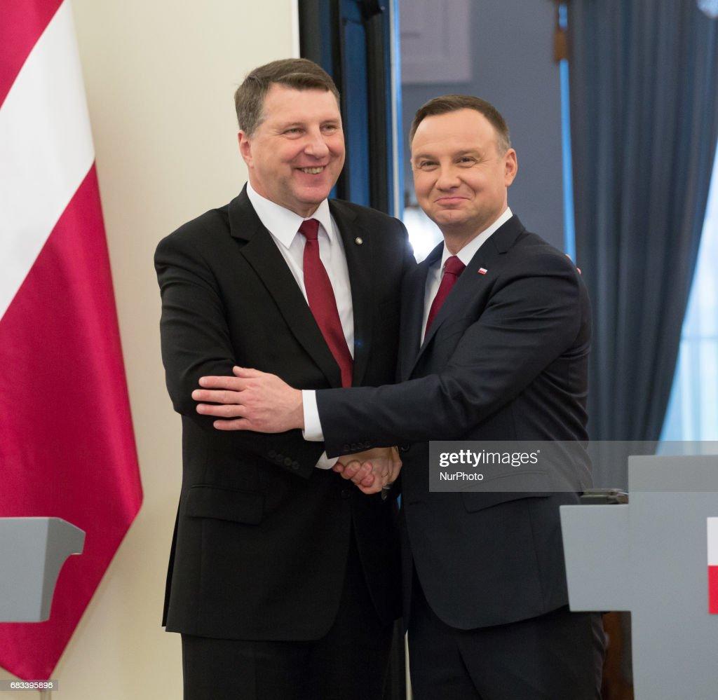 The current President of Latvia Raimonds Vejonis: biography, family, career 96