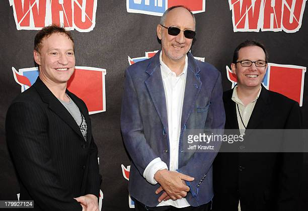 President of Programming at MTV VH1 CMT and Logo Brian Graden musician Pete Townshend of The Who and Executive Vice President General Manager of VH1...