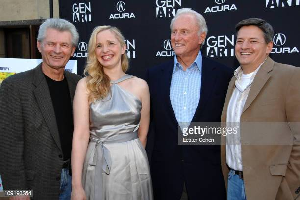 President of Samuel Goldwyn Films Meyer Gottlieb director/writer/actress Julie Delpy Samuel Goldwyn Films's Samuel Goldwyn Jr and Ted Sarandos arrive...