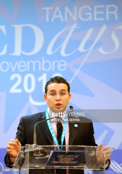 president of the amadeus institute brahim fassi