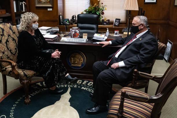 GA: Voting Access Bill Sparks Controversy In Georgia