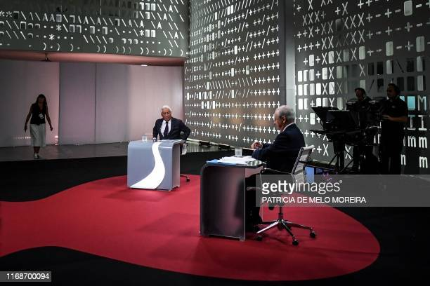 President of the centre-right Social Democratic Party Rui Rio and incumbent Portuguese Prime Minister Antonio Costa of the centre-left Socialist...