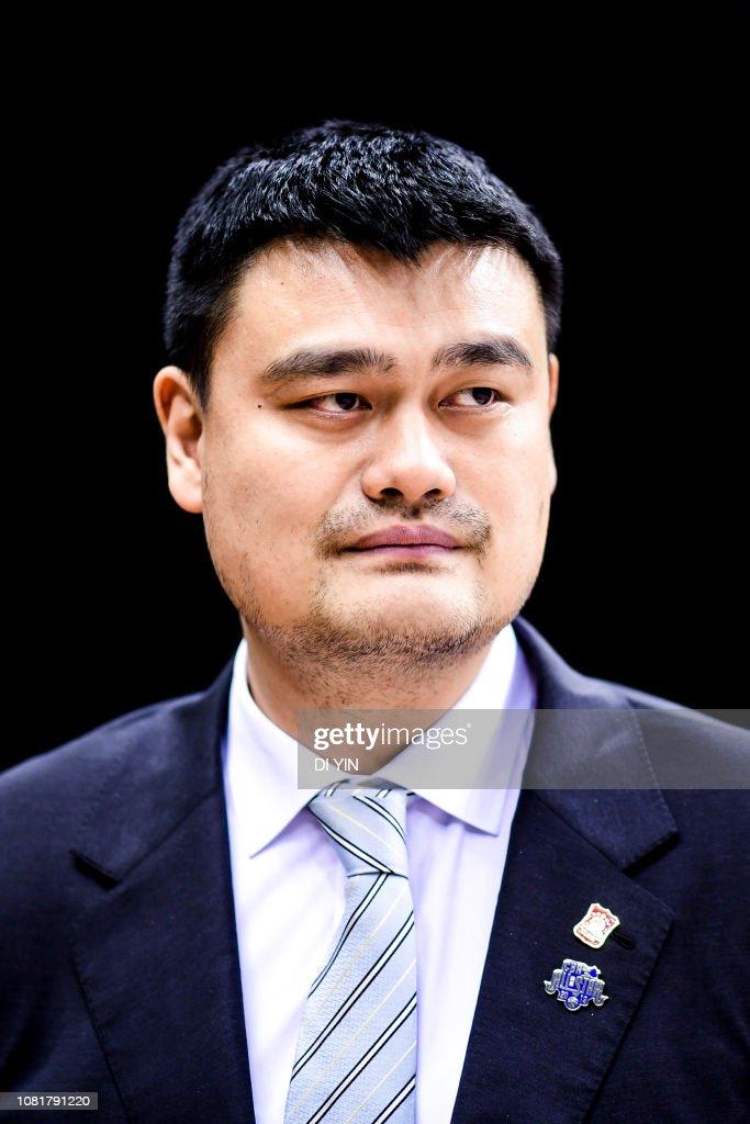 2019 Chinese Basketball Association (CBA) Allstar Game : News Photo