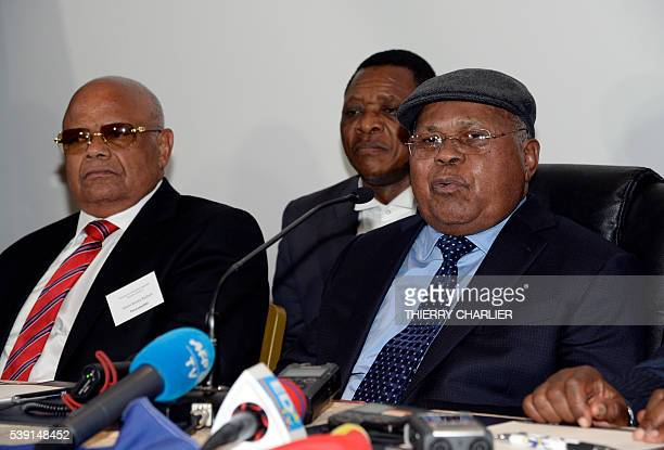 President of the Democratic Republic of Congo opposition party Union for Democracy and Social Progress Etienne Tshisekedi and brother of Moise...