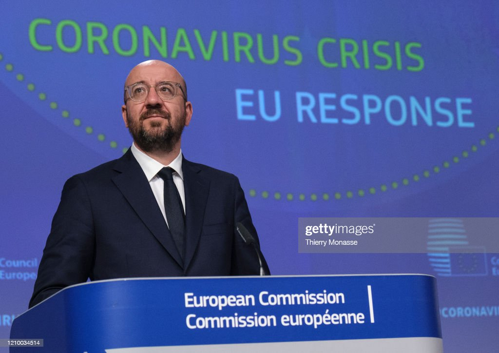 European Roadmap Shows Path Towards Common Lifting Of Containment Measures : News Photo
