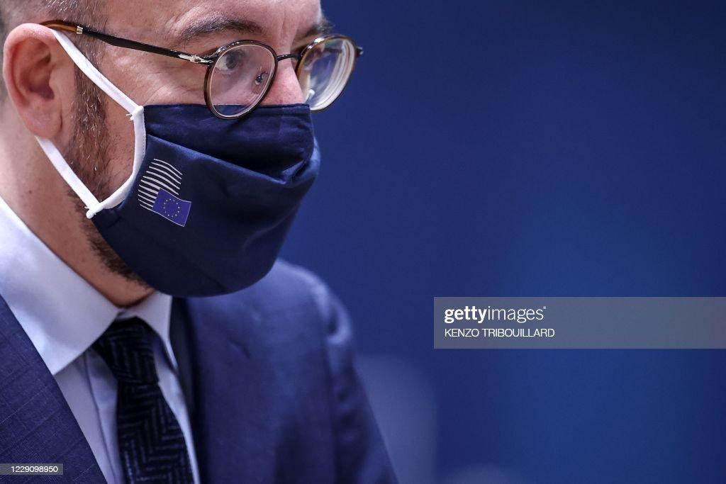 BELGIUM-EU-POLITICS-SUMMIT : News Photo