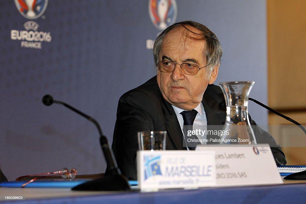 EURO 2016 Steering Committee Meeting