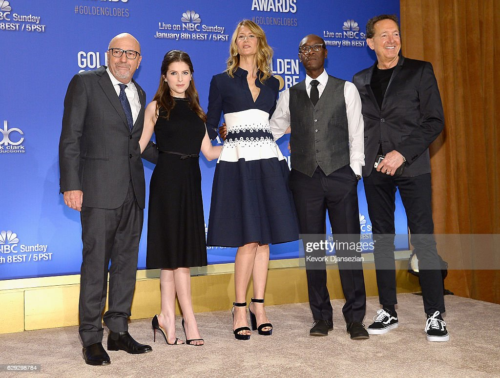 Nominations Announcement For The 74th Annual Golden Globe Awards : Nachrichtenfoto