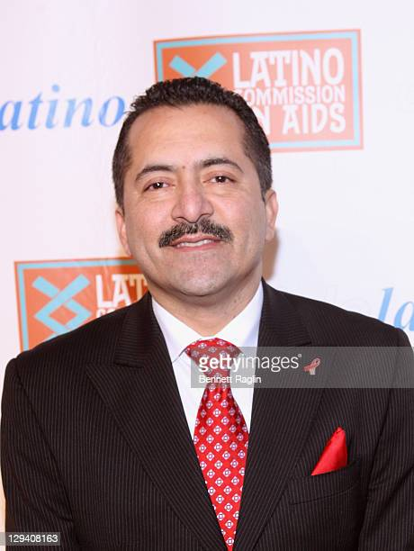 President of the Latino Commission on AIDS Guillermo Chacon attends the 2011 CIELO Gala at Cipriani Wall Street on May 10, 2011 in New York City.