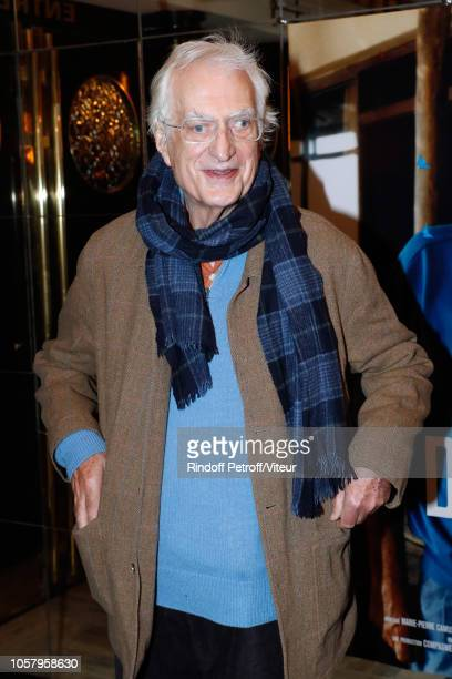 President of the Lumiere Institute Bertrand Tavernier attends the Tribute to Jacques Deray with the Jacques Deray J'ai connu une belle Epoque...