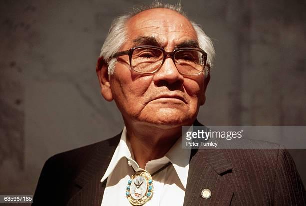 President of the Mescalero Apache Nation