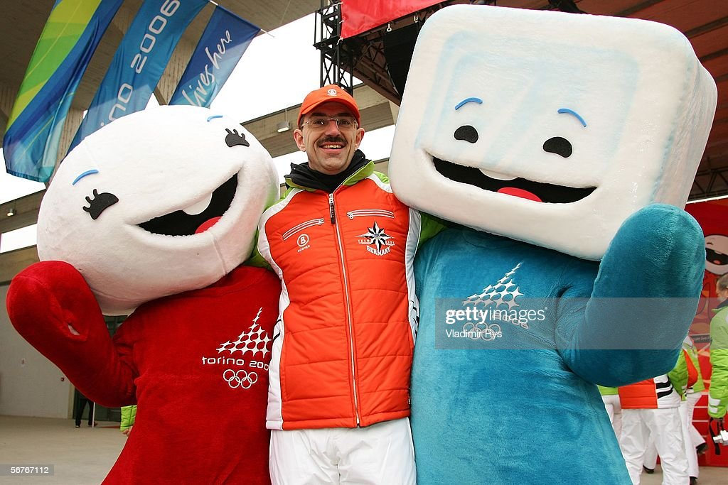 Turin Olympic Games - Preview - 3 Days To Opening Ceremony : News Photo