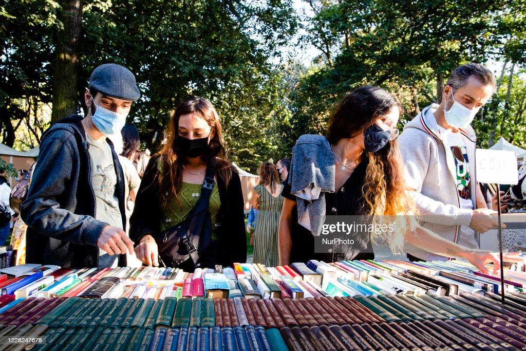 Porto Book Fair 2020 : Nachrichtenfoto