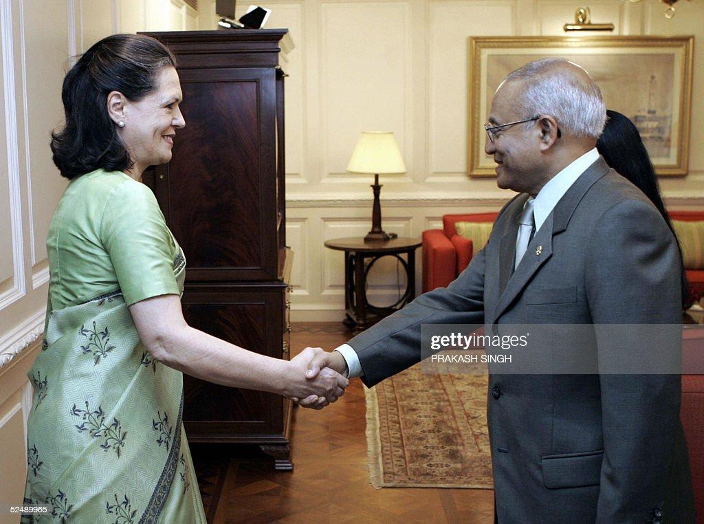President of the Republic of Maldives Ma : News Photo