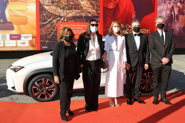 ITA: Lexus at the 15th Rome Film Fest - Day 7