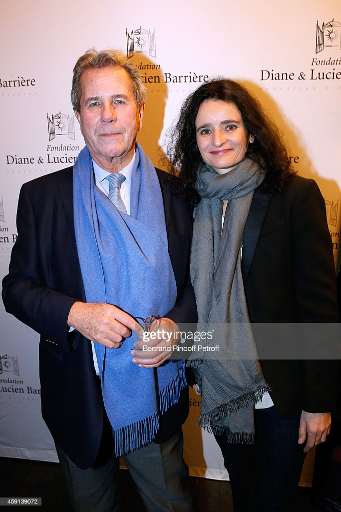 'Les Heritiers' - Premiere Hosted by Fondation Diane & Lucien Barriere