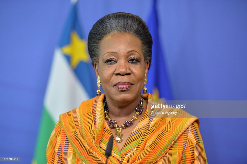 International Conference on the Central African Republic in Brussels : News Photo