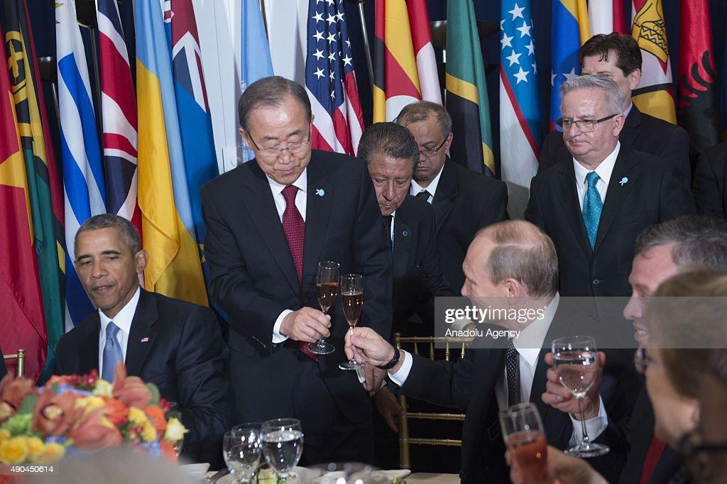 Leaders' Summit on Peacekeeping : News Photo