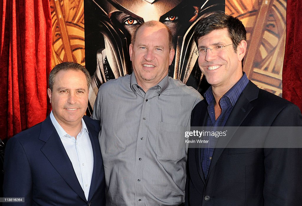 """Premiere Of Paramount Pictures' And Marvel's """"Thor"""" - Red Carpet : News Photo"""
