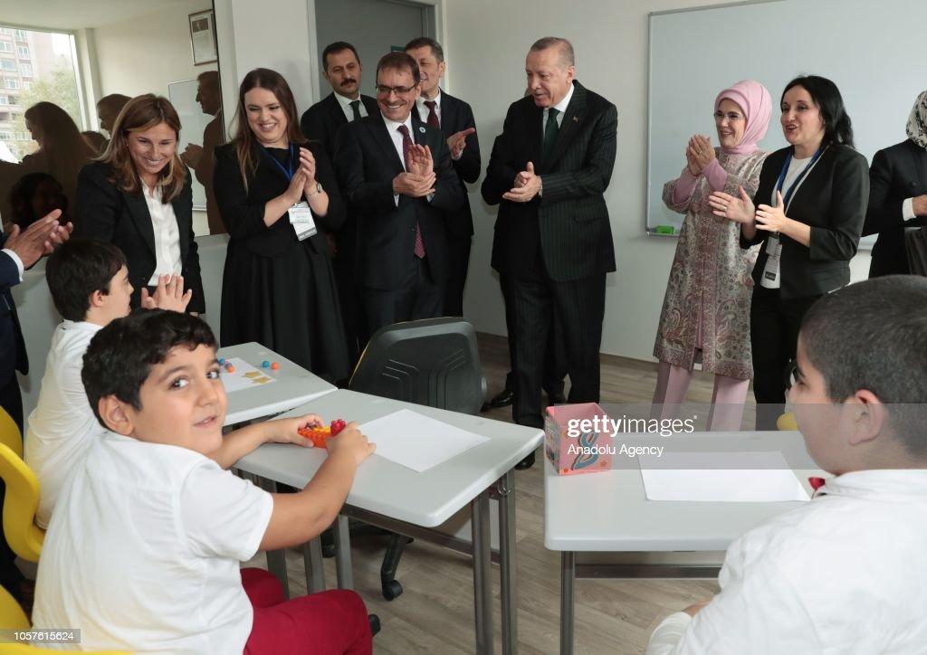 President of Turkey Recep Tayyip Erdogan : Nieuwsfoto's