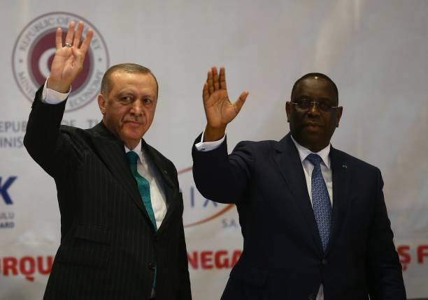 Senegal turkey business forum pictures getty images senegal turkey business forum m4hsunfo